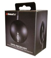 GlobalSat BU-353-S4 USB GPS Receiver - Black - New